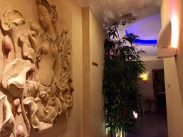Wall sculpture from Bali